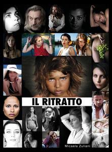 Il ritratto - Micaela Zuliani - copertina