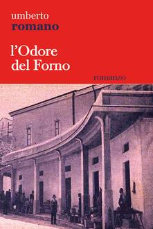 L' odore del forno - Umberto Romano - copertina