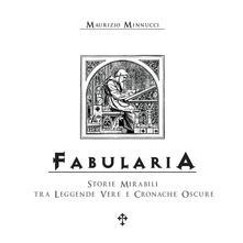 Fabularia - Maurizio Minnucci - copertina