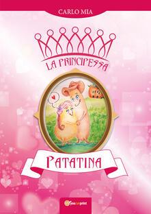 La principessa Patatina - Carlo Mia - copertina
