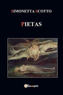 Pietas - Simonetta Scotto - copertina