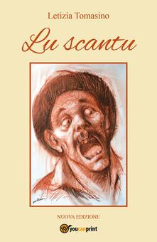 Lu scantu - Letizia Tomasino - copertina