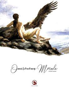 Omeronoma morale - Alex Rim Runa - copertina