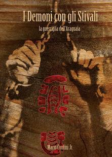 Steamcon.it I demoni con gli stivali. La guerriglia dell'Araguaia Image
