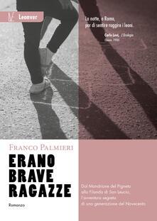 Erano brave ragazze - Franco Palmieri - copertina