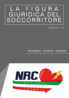 La figura giuridica del soccorritore - Francesco Mancuso - copertina