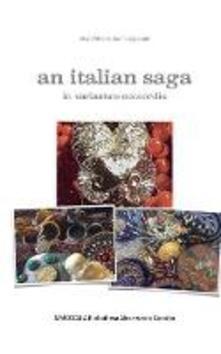 An italian saga - Maria Vittoria Cavina Saporetti - copertina