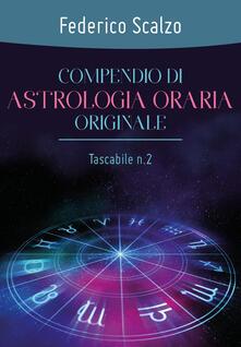 Promoartpalermo.it Compendio di astrologia oraria originale. Vol. 2 Image