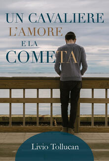 Un cavaliere, l'amore e la cometa - Livio Tollucan - copertina