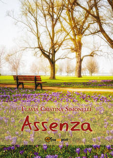 Assenza - Flavia Cristina Simonelli - copertina
