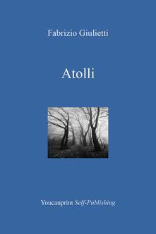 Atolli - Fabrizio Giulietti - copertina