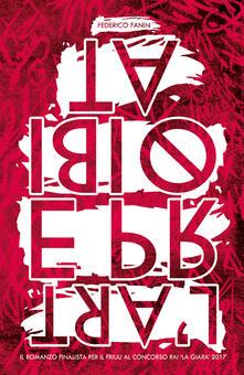 L' arte proibita - Federico Fanin - copertina