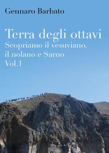Terra degli ottavi. Scopriamo il vesuviano, il nolano e Sarno. Vol. 1 - Gennaro Barbato - copertina