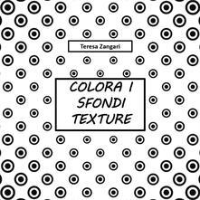 Colora i sfondi texture - Teresa Zangari - copertina