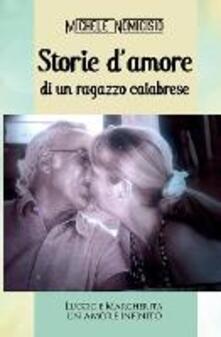 Storie d'amore di un ragazzo calabrese - Michele Nomicisio - copertina