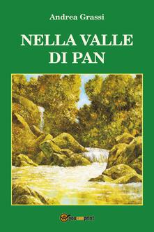 Nella valle di Pan - Andrea Grassi - copertina