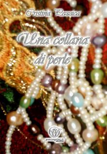 Una collana di perle - Cristina Pezzica - copertina