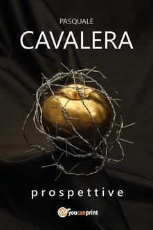 Prospettive - Pasquale Cavalera - copertina