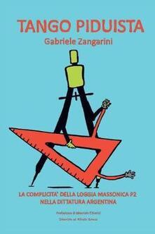 Tango Piduista - Gabriele Zangarini - copertina