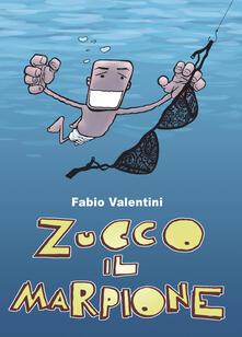 Zucco il marpione - Fabio Valentini - copertina