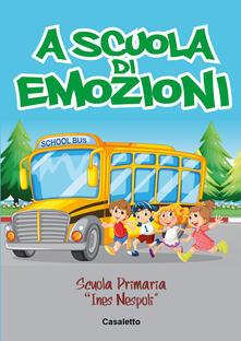 A scuola di emozioni - copertina