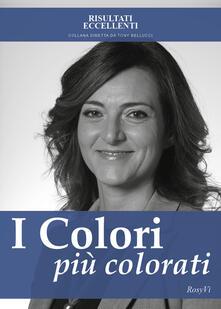 I colori più colorati - RosyVì - copertina