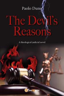 The Devil's reasons - Paolo Dune - copertina