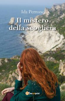 Il mistero della scogliera - Ida Perrone - copertina