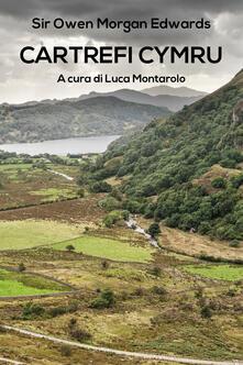 Cartrefi Cymru - Owen Morgan Edwards - copertina