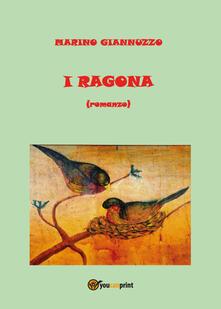 I Ragona - Marino Giannuzzo - copertina
