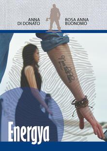 Energya - Anna Di Donato,Rosa Anna Buonomo - copertina