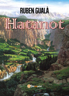 Hatanot - Ruben Gualà - copertina