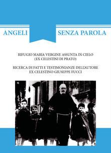 Angeli senza parola - Giuseppe Fucci - copertina