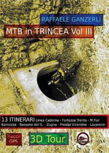 Criticalwinenotav.it MTB in trincea. Vol. 3 Image
