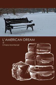 L' american dream - Chiara Montanari - copertina