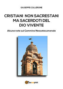 Cristiani non sacrestani - Giuseppe Collerone - copertina