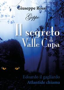 Il segreto di Valle Cupa - Giuseppe Rossi - copertina