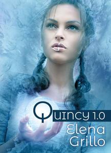 Quincy 1.0 - Elena Grillo - copertina