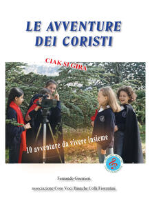 Le avventure dei coristi - Fernando Guerrieri - copertina