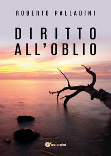 Diritto all'oblio - Roberto Palladini - copertina