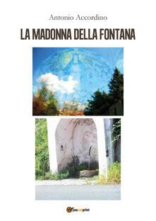 La Madonna della fontana - Antonio Accordino - copertina