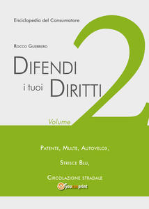 Difendi i tuoi diritti. Vol. 2 - Rocco Guerriero - copertina