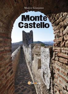 Monte Castello - Marco Gianasso - copertina