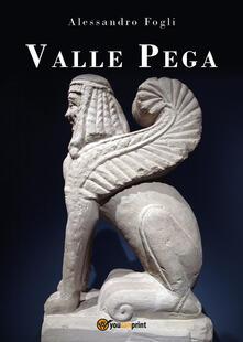 Valle Pega - Alessandro Fogli - copertina