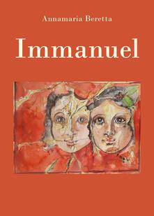 Immanuel - Annamaria Beretta - copertina