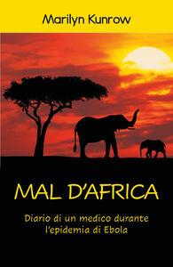 Mal d'Africa - Marilyn Kunrow - copertina