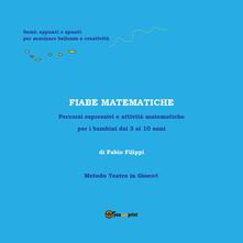 Fiabe matematiche - Fabio Filippi - copertina