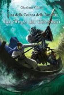 La stirpe dei divoratori. Saga della corona delle rose. Vol. 3 - Gianluca Villano - copertina