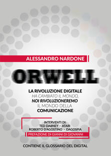 Orwell - Alessandro Nardone - copertina