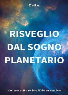 Risveglio dal sogno planetario. Vol. 3: Volume poetico-didascalico. - ZeRo - copertina